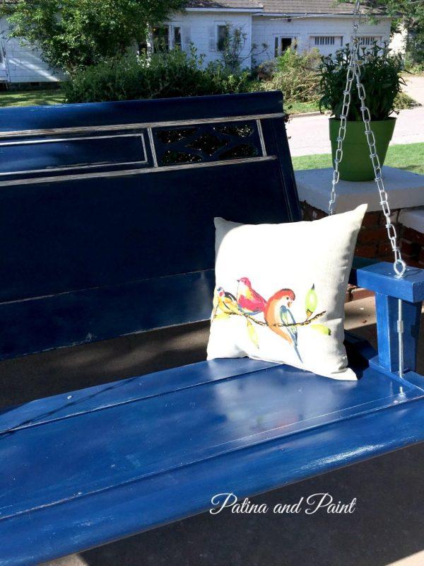 Terri's Porch Swing 5