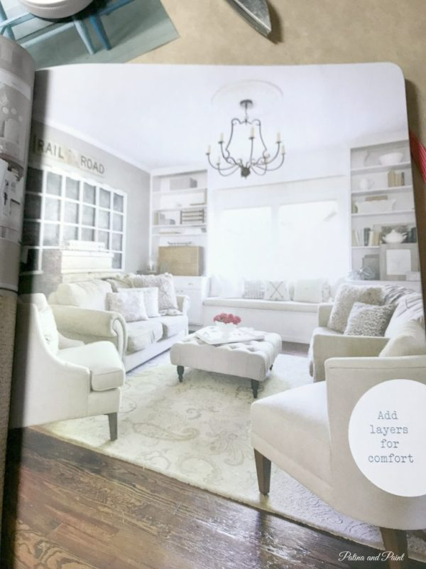 picture of a family room