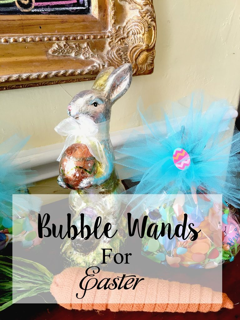 Bubble Wands For Easter