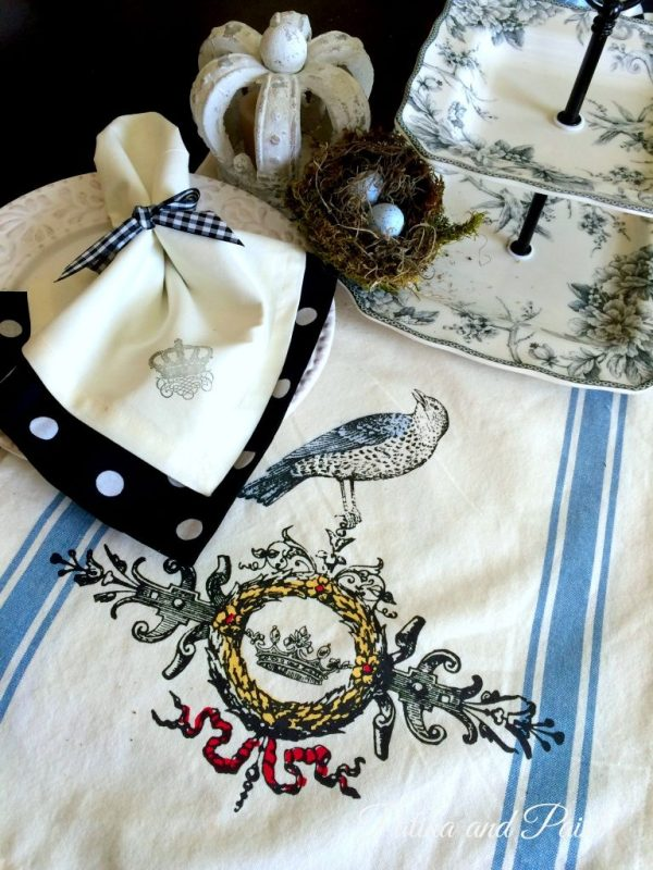 crown napkin 4