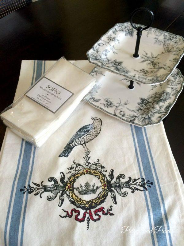 crown napkins 5