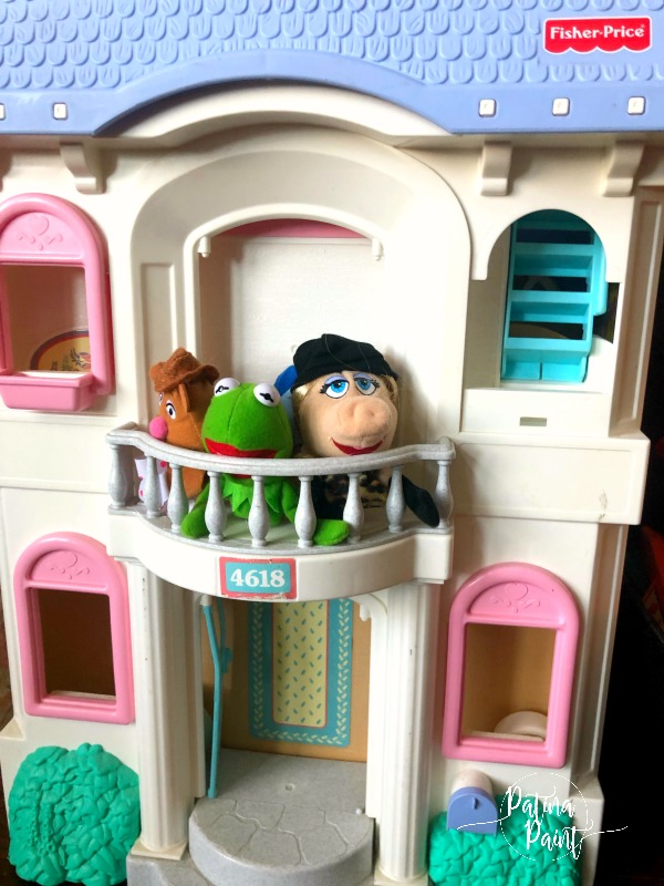 muppets, doll house