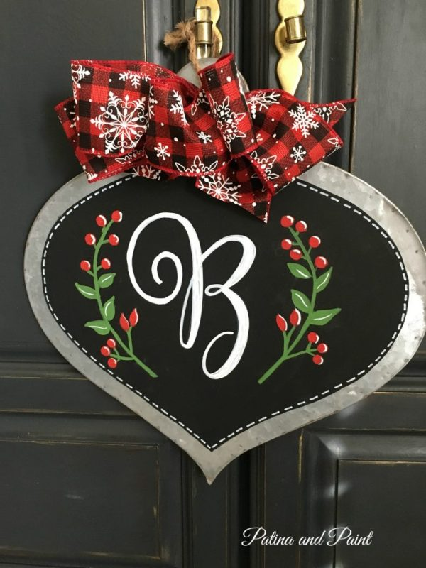 hand painted ornament8