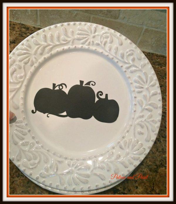 spooky plate 1