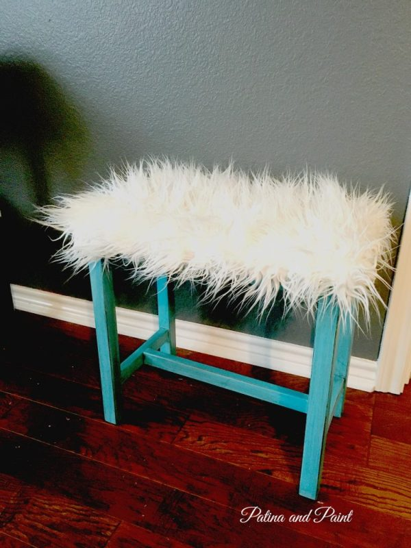 turquoise bench 4