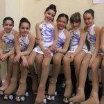 El Club Patinaje Illescas en la Gala de Ocaña 2015