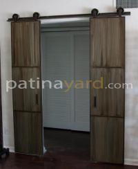 Metal Barn Doors - Photos Wall and Door Tinfishclematis.Com