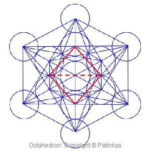 Metatron Octahedron