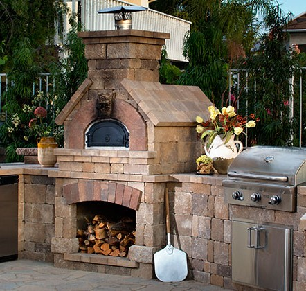 Belgard Brick Oven  Patio Supply  Outdoor Living