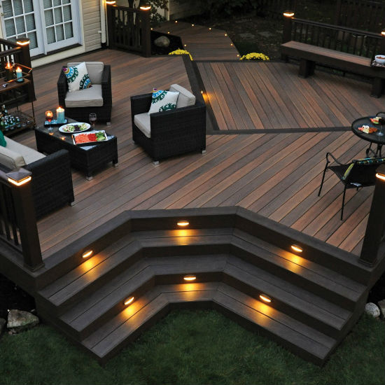 What Is The Best Decking Material Patio Supply