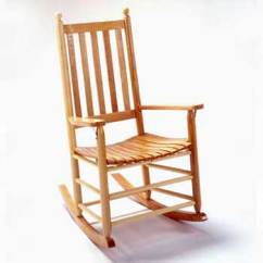 Troutman Chair Company Drexel Heritage Dining Chairs Classic Shaker Rocking Coastal Rocker