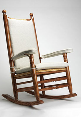 troutman rocking chairs amish table and classic shaker jfk rocker