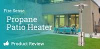 Fire Sense Patio Heater Review - Full-Size Unpainted ...