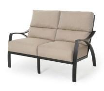 Heritage Cushion Loveseat Mallin-482