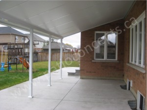 Insulated Patio Covers Insulated Aluminum Awnings And