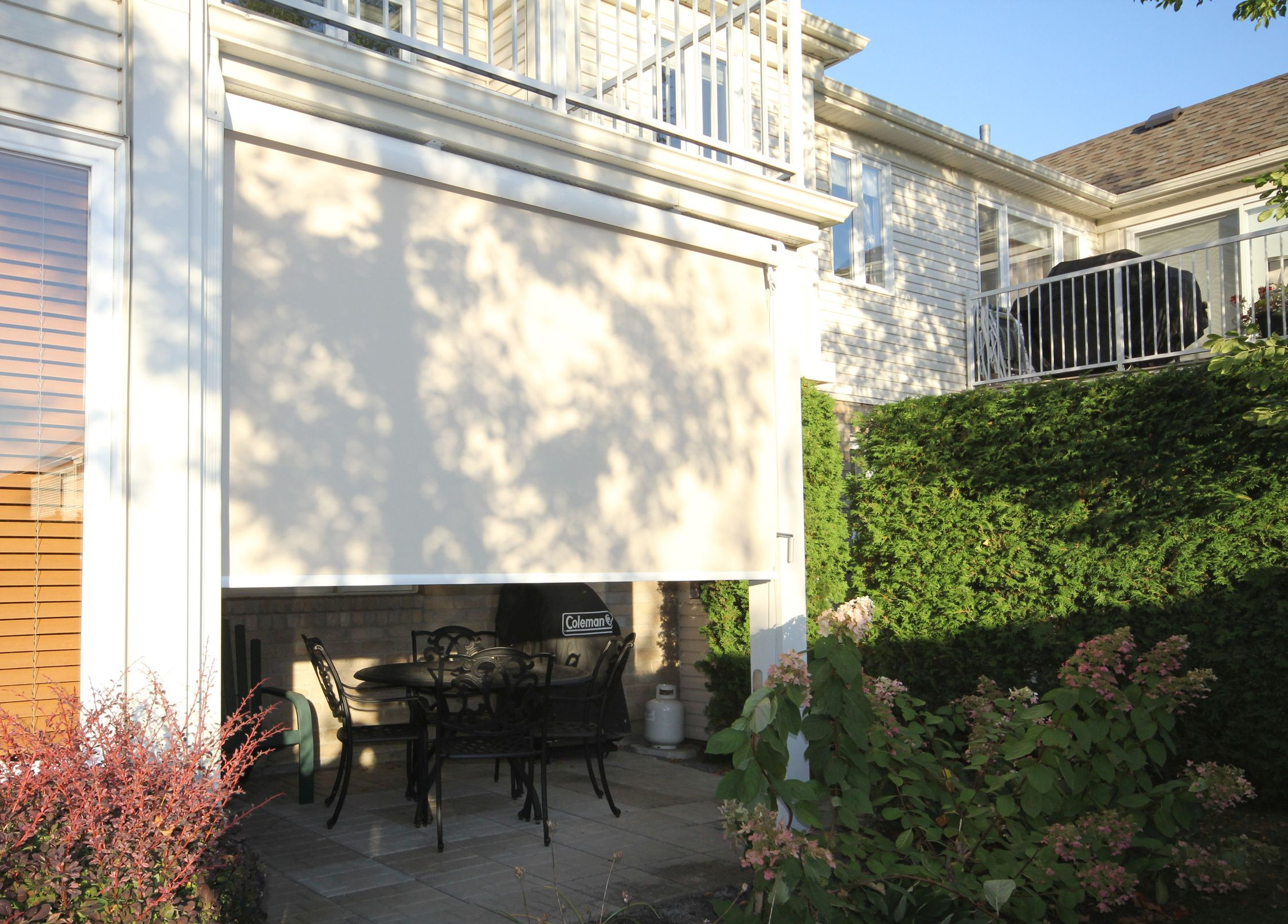 exterior shades and blinds