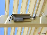 Motorized Adjustable Roof