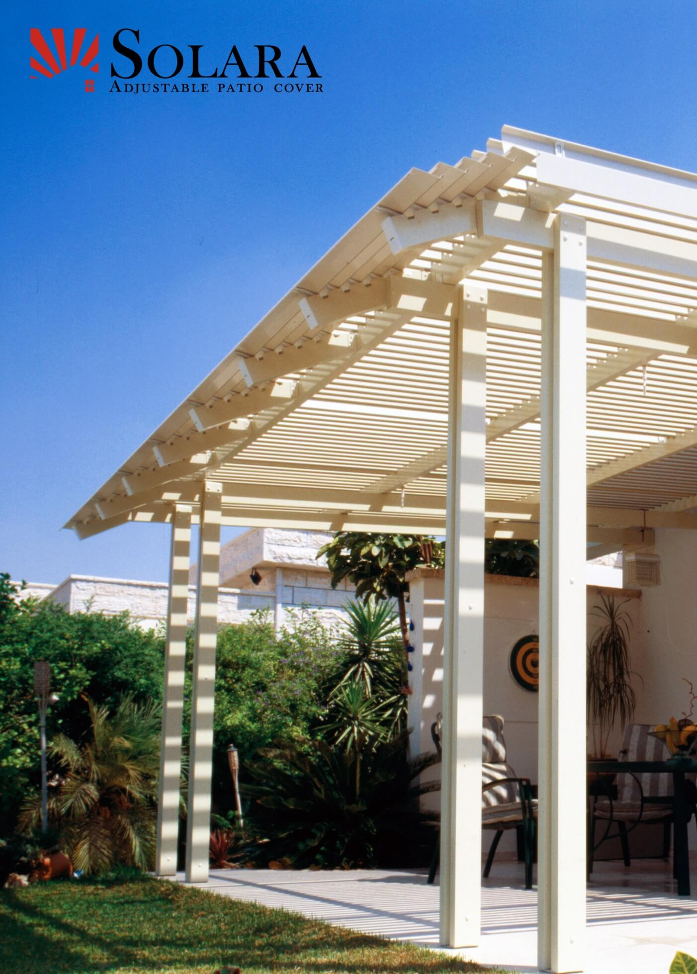 Side Shade For Patio Cover