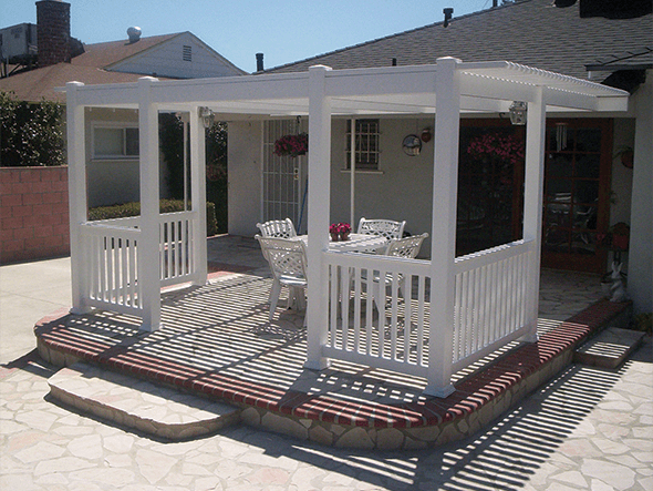 Patio Covers Vinyl Patio Covers For All Of Southern