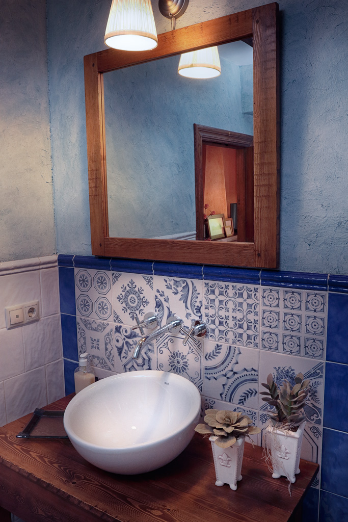Casa rurales El Patio de las Flores - cuarto de baño