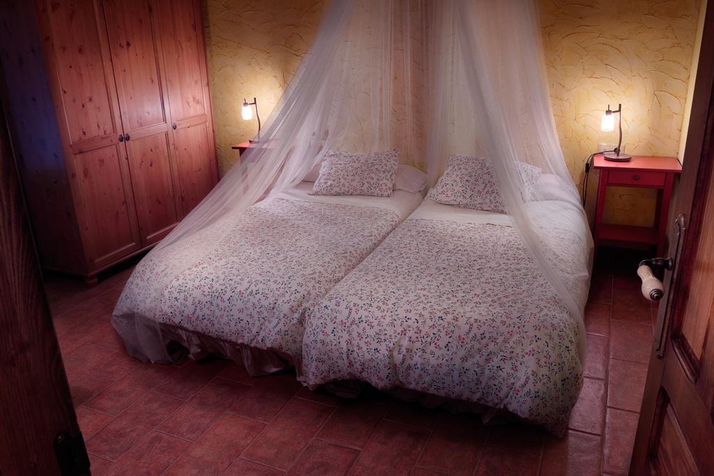 Casa rural - dormitorio