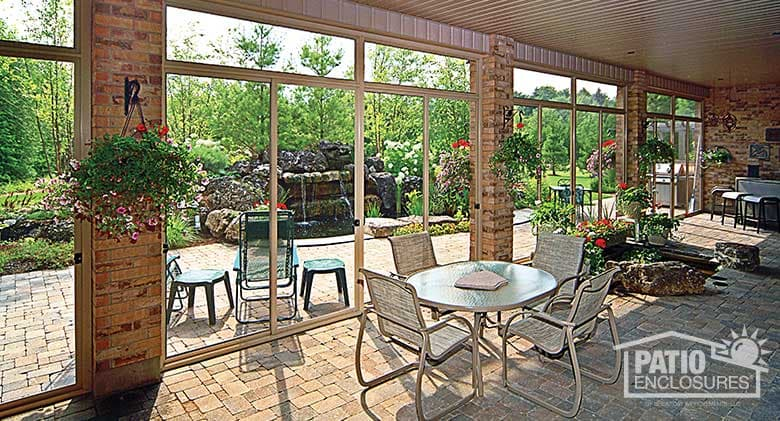 screened in porch cost pricing