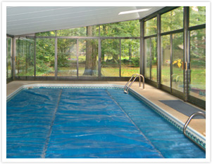 Swimming Pool Enclosure Ideas