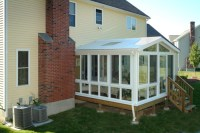 Sunrooms with Vaulted Ceilings