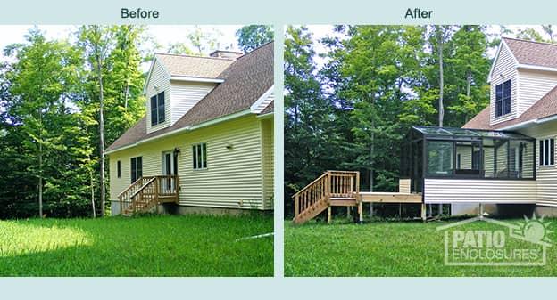 Albany Home Additions  Sunroom Solarium  Patio Enclosures