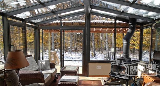 Albany Home Addition  Solarium  Patio Enclosures