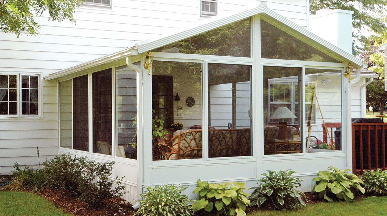 all season sunroom addition pictures & ideas | patio enclosures