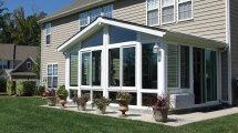 Four Seasons Sunrooms Patio Enclosures Kits