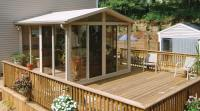 Pictures of Sunroom Kits - EasyRoom | Patio Enclosures