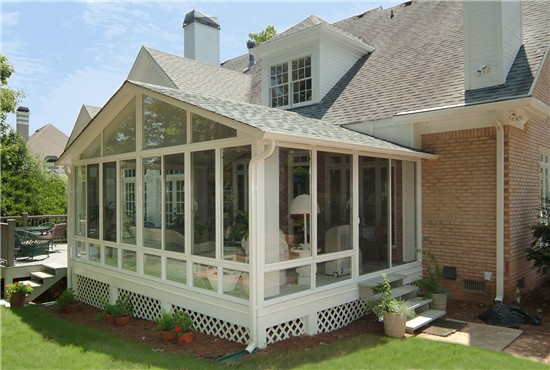 Cleveland Sunrooms  Screen Rooms  Patio Enclosures