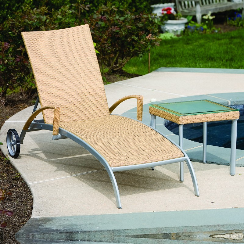 Pool Deck Lounge Chairs