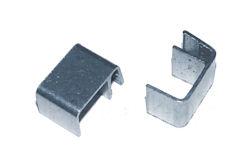"""Aluminum E-Clip 5/8"""" #30-800 (25 Pack)"""