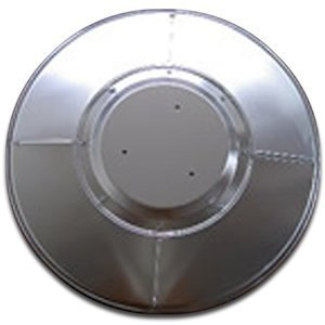Fire Sense Reflector Dome Replacement Top For Tall Patio