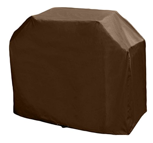 AZ Patio Heaters BBQ Cover In Mocha, Large