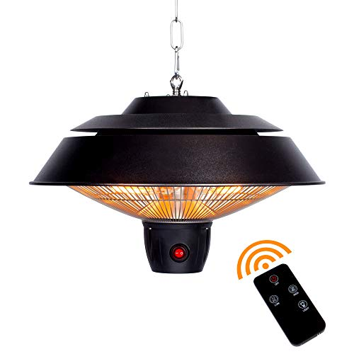 star patio electric patio heater with