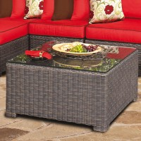 Monterey Outdoor Patio Furniture Coffee Table | PatioHQ