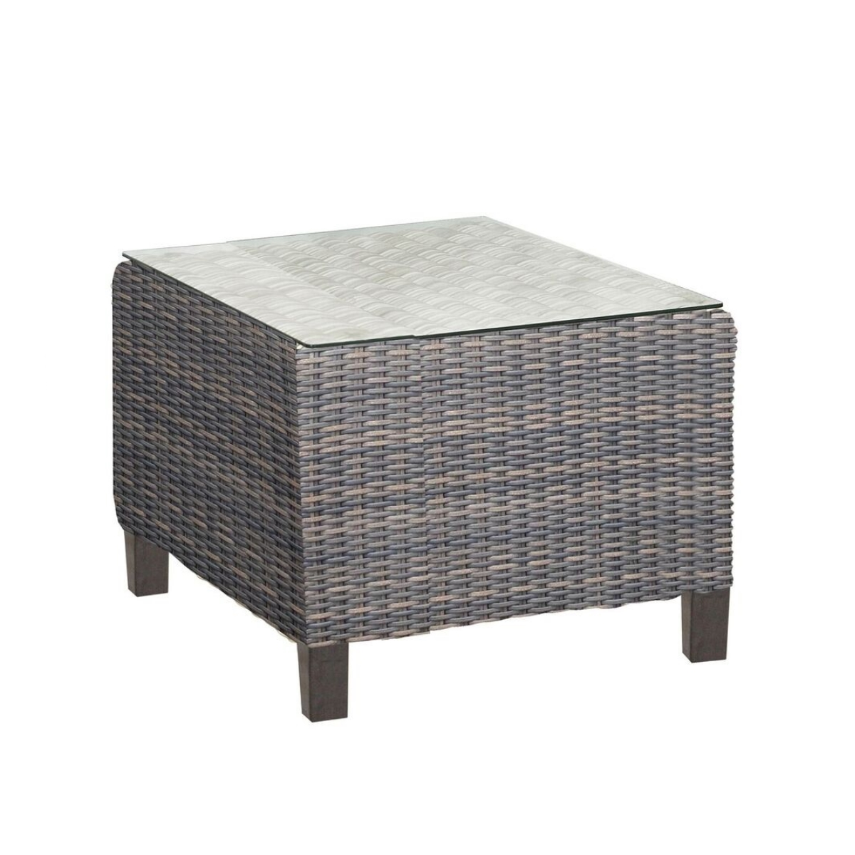 San Marino Outdoor Patio Furniture End Table  PatioHQ