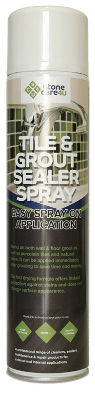 tile grout sealer spray aerosol