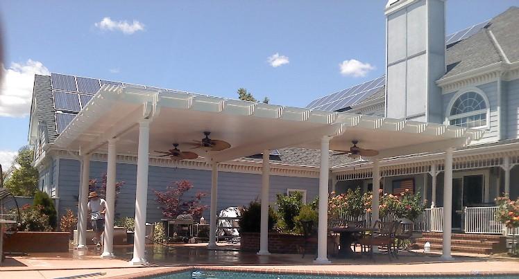 sacramento patio covers lattice sun