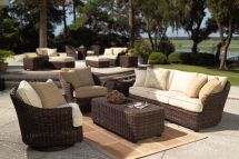 thick wicker furniture sets