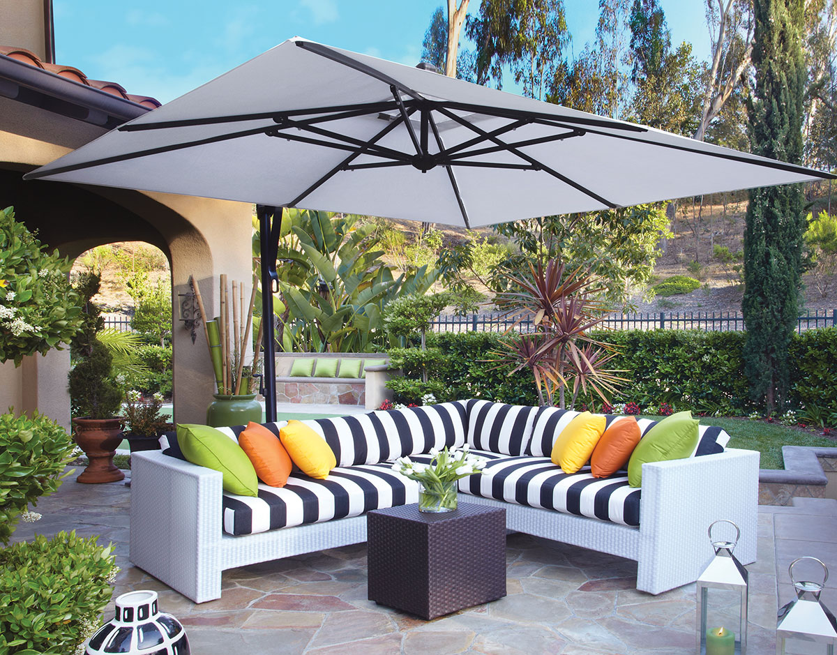 garden treasures patio chairs black white dining chair the umbrella buyers guide with all answers