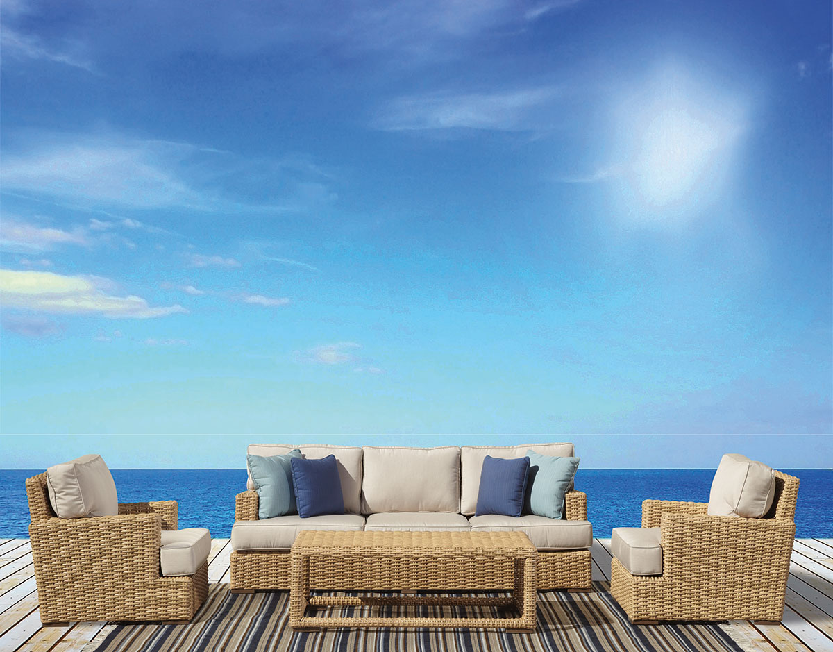 why does patio furniture cost more than