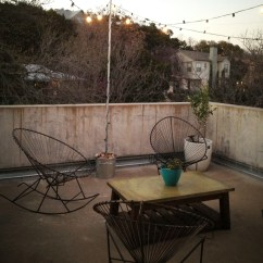 Outdoor Rocking Chairs Target Saucer Moon Chair Add Zest To Any Space With Acapulco Part Iii