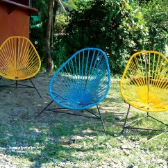Patio String Chair Oversized Zero Gravity Lounge The Iconic History Of Acapulco I Productions
