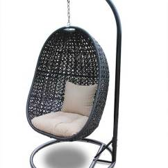 Swing Egg Chair Ikea Chicco Travel High 7 Of The Coolest Outdoor Wicker Hanging Chairs