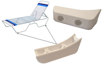 outdoor furniture parts snap rivets